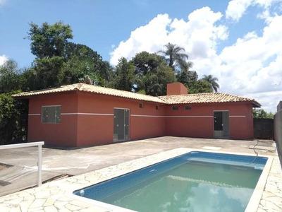 Chácara Com 4 Dormitórios À Venda, 800 M² Por R$ 360.000 - Jardim Estância Brasil - Atibaia/sp - Ch0486