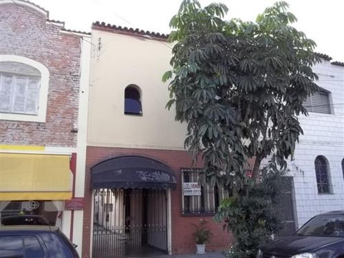 Imagem 1 de 20 de Sobrado A Venda Na Mooca, São Paulo - V2038 - 32496152