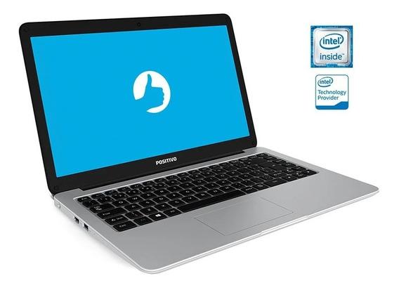Notebook Novo Positivo Intel Dual Core N3350 1tb 4gb Led Hd