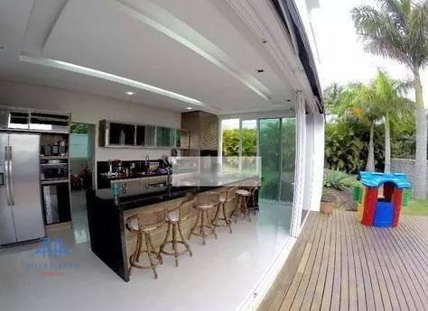 Casa Com 4 Dormitórios À Venda, 674 M² Por R$ 4.900.000,00 - Cacupé - Florianópolis/sc - Ca0405