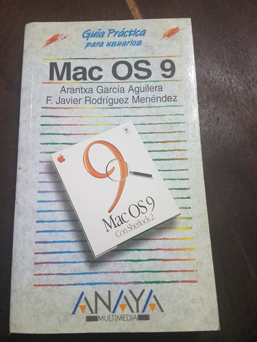 Libro Guia Practica  Mac Os 9 -edit Anaya