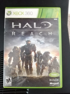 Halo Reach, Dantes, Call Of Duty 2 Y Mw3 Xbox 360 Originales
