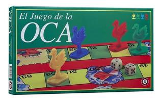 Juego De La Oca Linea Verde Ruibal 6115 (4797)