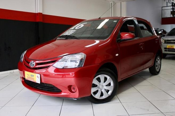 Toyota Etios Hatch Etios Xs 1.5 (flex) Flex Manual 2016