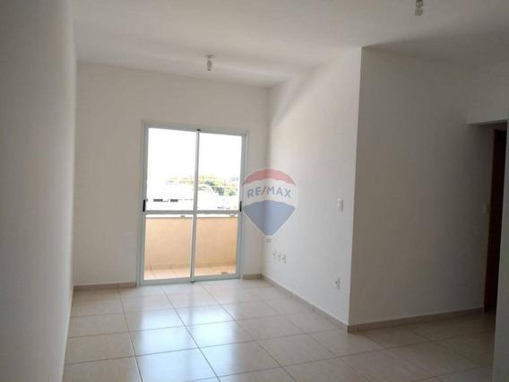 Apartamento De 2 Dormitórios No Condomínio Residencial Terra Brasil Em Nova Odessa. - Ap0176