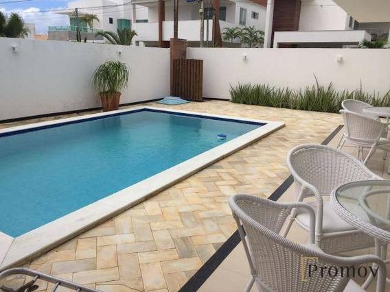 Casa Residencial À Venda, Zona De Expansão, Aracaju. - Ca0156