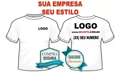 Kit Uniforme C/logotipo Em Silk 02 Polo + 02 Básica