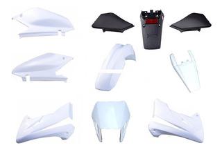 Kit Plasticos Honda Tornado 250 Mascara Colin Mmiguel