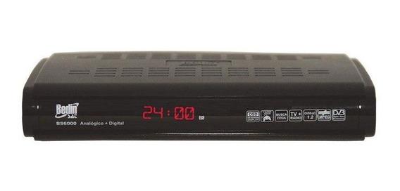 Receptor Analogico Bedinsat Bs6000 Digital