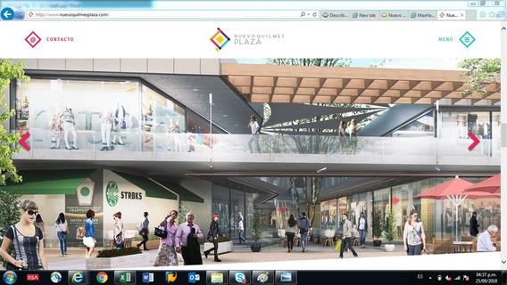 Oportunidad! Unico Local Disponible Pb Nuevo Quilmes Plaza