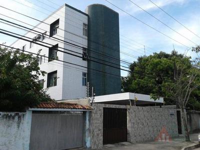Apartamento Com 2 Dormitórios Para Alugar, 53 M² Por R$ 1.000/mês - Várzea - Recife/pe - Ap1041