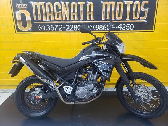 Yamaha Xt 660 R - 2013 - Preta - Km 41.000