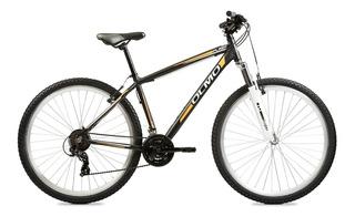Bicicleta Olmo Flash 290+ R29 Shimano 21v Susp + Linga