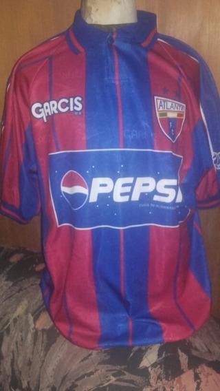 Camiseta Garcis Utileria #5 Atlante De Mexico