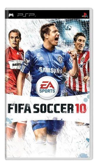Fifa Soccer 10 Psp Mídia Física Pronta Entrega
