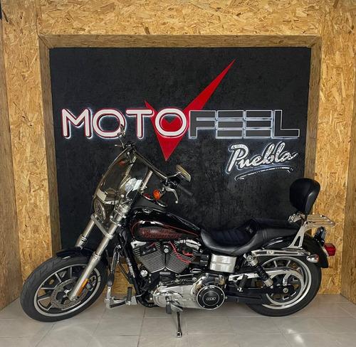 Imagen 1 de 9 de Motofeel Puebla- Harley Davidson Low Rider- @motofeelpue