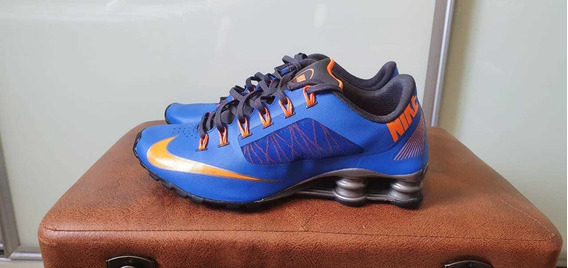 Nike Shox Superfly R4 - Original Azul