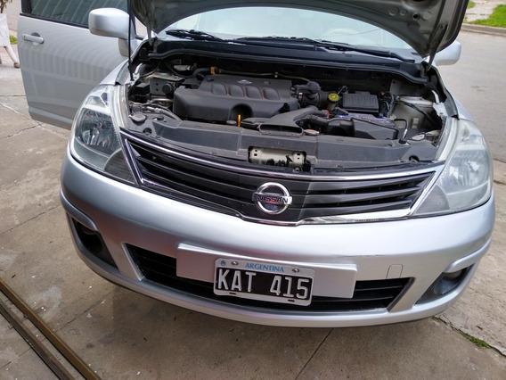 Nissan Tiida 1.8 Tekna 5 P 2011