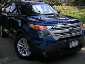 Ford Explorer 2012 5p Limited V6 4x4 Sync