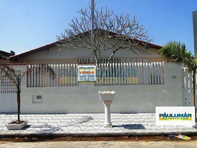 Casa Em Mongaguá Bairro Jardim Praia Grande - V731800