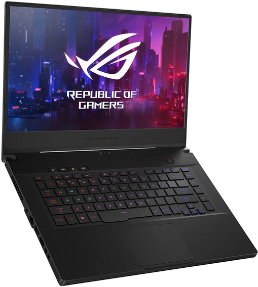 Notebook Rog Zephyrus M Thin Gaming Laptop, 15.6 -rtx 2070