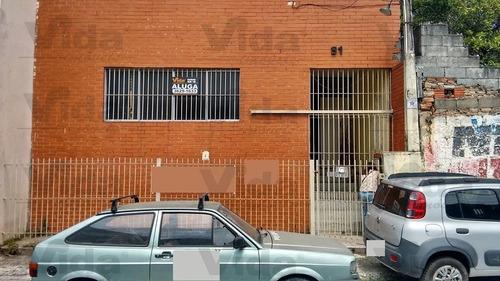 Imagem 1 de 1 de Salão Comercial Para Locação Em Quitaúna  -  Osasco - 28586