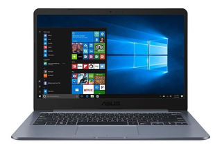 Notebook Asus Vivobook E406 Celeron N4000 64gb 4gb Win10