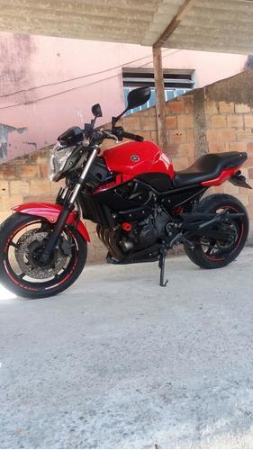 Yamaha Xj6 2012