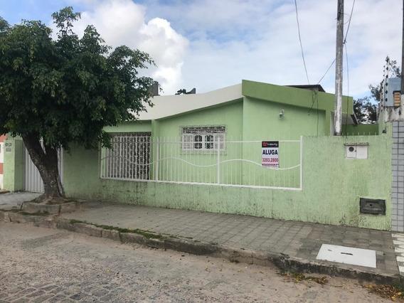 Casa Em Candelária, Natal/rn De 120m² 3 Quartos Para Locação R$ 1.500,00/mes - Ca357118