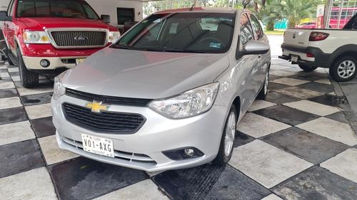 Imagen 1 de 11 de Chevrolet Aveo 2018 1.6 Lt Bolsas De Aire Y Abs Nuevo At