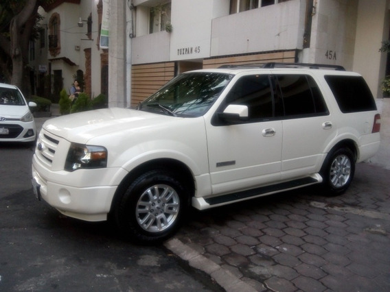 Ford Expedition 5.4 Limited Piel V8 4x2 At 2008