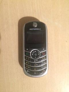 Celular Movistar Motorola C140