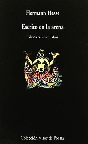 Escrito En La Arena (bilingue) - Hermann Hesse