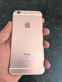 iPhone 6s 32gb Rosa Dourado