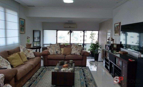Imagem 1 de 11 de Apartamento Com 4 Dormitórios À Venda, 210 M² Por R$ 1.272.000,00 - Água Fria - São Paulo/sp - Ap5655v