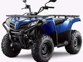 Quadriciclo Cforce 450s 4x4 Automático Gasolina Novo