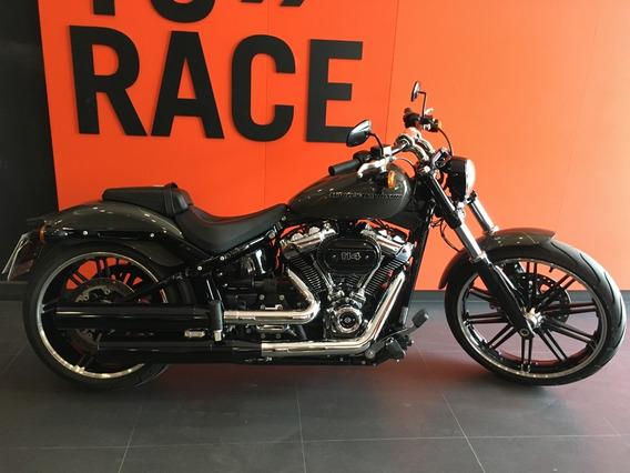 Harley Davidson - Breakout 114- Cinza