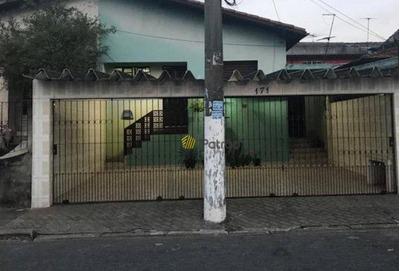 Casa Com 2 Dormitórios À Venda, 146 M² Por R$ 370.000 - Alves Dias - São Bernardo Do Campo/sp - Ca0267
