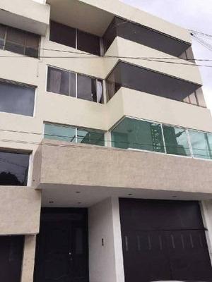 Departamento En Renta En Colonia La Paz, A Media Cuadra De Av. Juárez. Puebla, Pue.