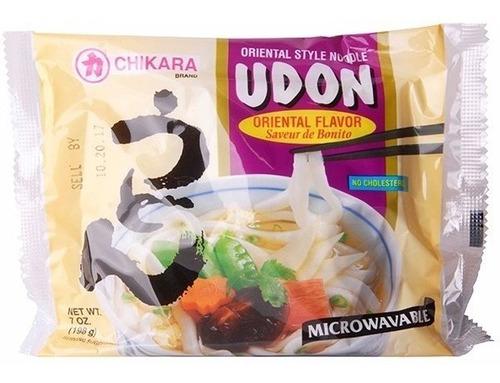 Imagen 1 de 1 de Chikara, Udon Sabor Oriental, 198 G