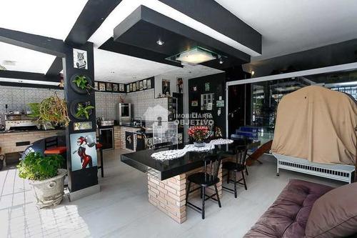 Imagem 1 de 22 de Casa Com 5 Dorms, Jardim Leonor, São Paulo - R$ 2.2 Mi, Cod: 4216 - V4216