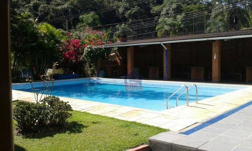 Chácara Residencial À Venda, Chacara Val Paraiso, Atibaia. - Ch0136
