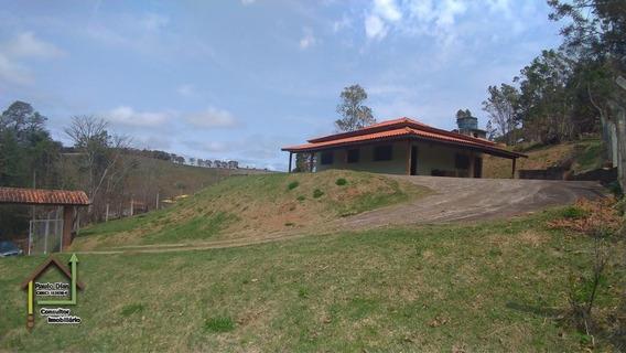 Chácara Com Muito Potencial Em Pinhalzinho, Interior De São Paulo. - Ch0164