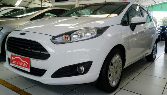 Ford Fiesta 1.5 S Flex 5p 2014