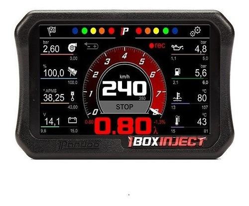 Pandoo Kit Boxinject 3m - Borboleta Eletronica - 12x S/juros