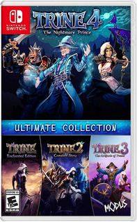 Trine Ultimate Collection / Nintendo Switch