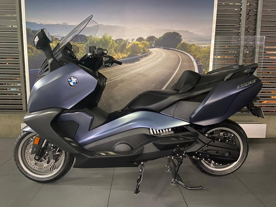 Bmw C650 Gt Scooter
