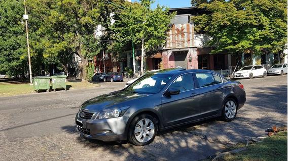 Honda Accord 2.4 Automatico
