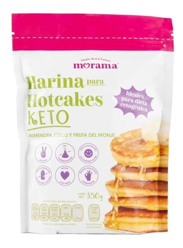 Harina Hot Cakes Morama Sin Gluten Dieta Keto -fralugio