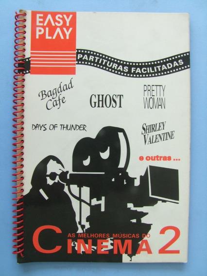 Partitura Teclado (facilitadas): Easy Play: Cinema 2